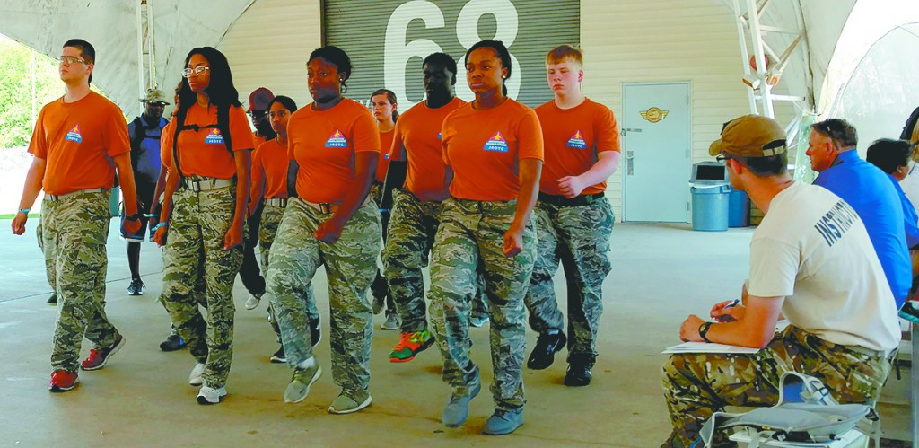 marching drill