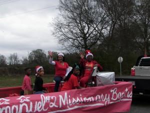 Coy Christmas Parade 2016