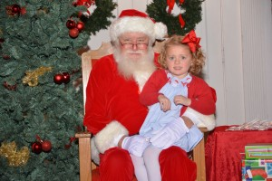 Christmas in Camden--Sample Santa Portraits