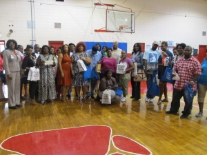 F S Ervin Parenting Week October 2016